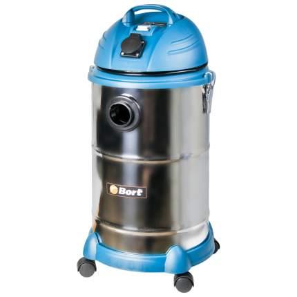Строительный пылесос для сухой и влажной уборки BORT BSS-1530N-Pro