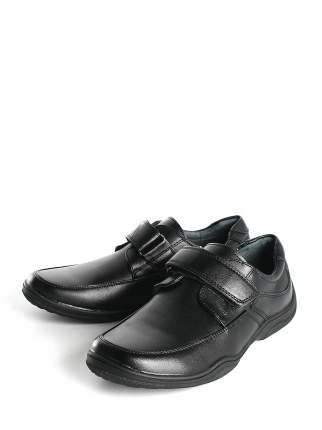 Полуботинки BERTEN GHW_77533_black цв. черный р.38