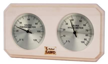 Термогигрометр Sawo 221-THА (осина) бс005