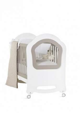 Кроватка детская Feretti Princier bianco/tortora