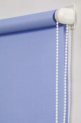 Миниролло стандарт, ПраймДекор, голубой, 37Х170