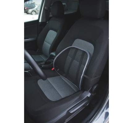 Ортопедическая накладка на автомобильное кресло, 21 х 39 х 37 см