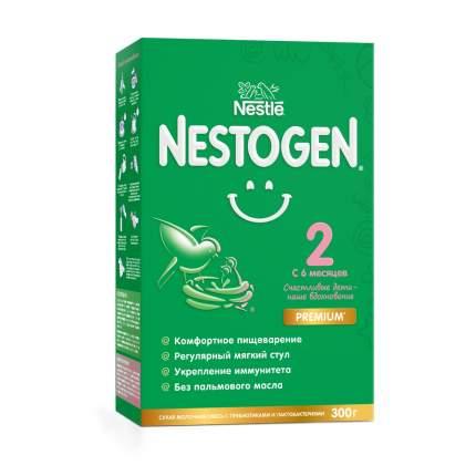 Молочная смесь Nestogen 2 от 6 до 12 мес, 300 г