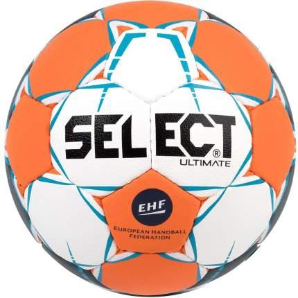 Мяч гандбольный Select Ultimate Ehf арт.843208-062 Junior (р.2)