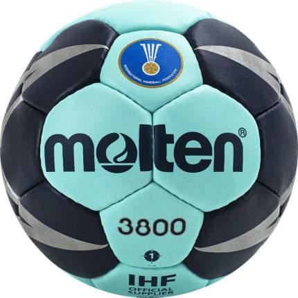 Мяч гандбольный Molten 3800 арт.H1X3800-CN р.1