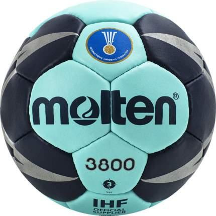 Мяч гандбольный Molten 3800 арт.H3X3800-CN р.3