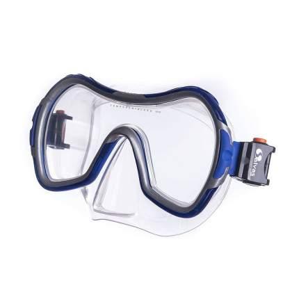 Маска для плавания Salvas Viva Sr Mask голубая