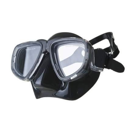 Маска для плавания Salvas Neptun черная