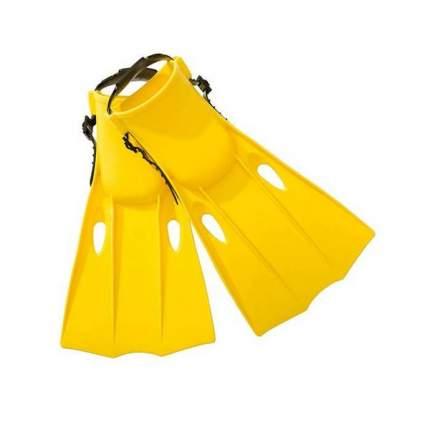 Ласты для плавания Intex Small Swim Fins yellow 38-40 RU