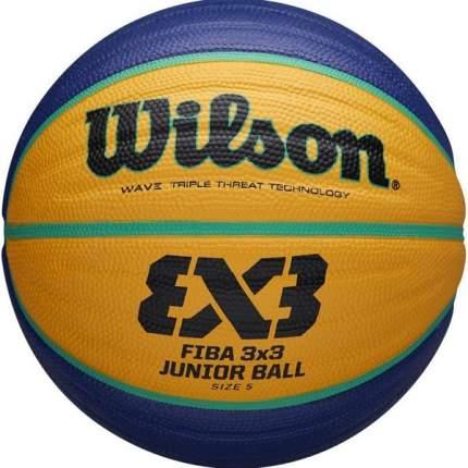 Мяч баскетбольный для стритбола Wilson FIBA3x3 Replica р.5 арт.WTB1133XB