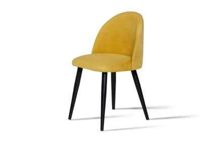 Стул Hoff Канкун 80342193, черный/желтый