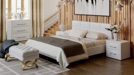 Кровать c мягкой обивкой Трия «Элис» тип 1