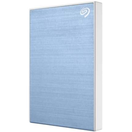 Внешний жесткий диск Seagate One Touch 1TB Blue/Silver (STKB1000402)