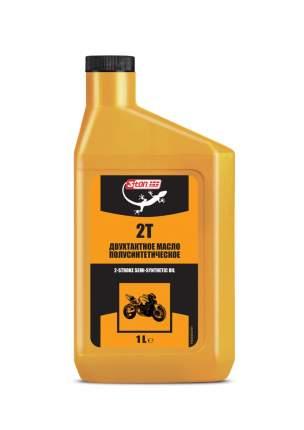 Моторное масло 3ton ТМ-102 SUPER 2T 2 STROKE API ТС полусинтетическое 1л