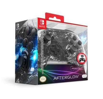 Беспроводной контроллер Nintendo Switch Afterglow
