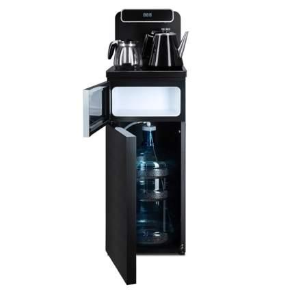 Кулер с чайным столиком (тиабар) Ecotronic TB10-LNR Black