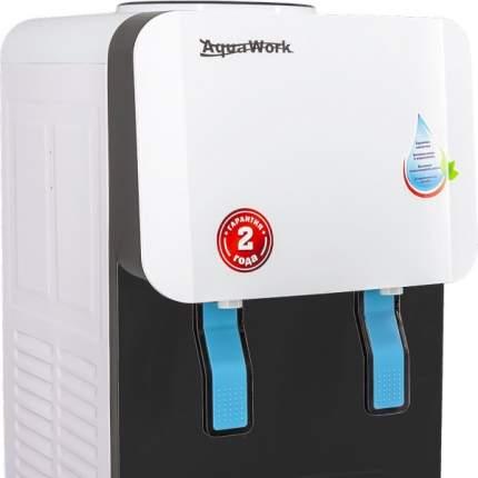 Кулер для воды Aqua Work 105 TWR White