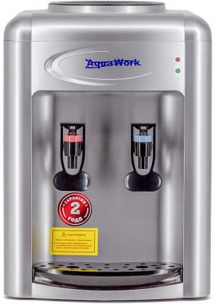 Кулер для воды Aqua Work 0.7TDR Silver