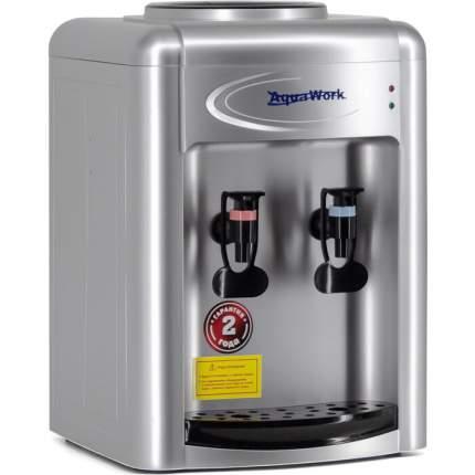 Кулер для воды Aqua Work 0.7TKR Silver