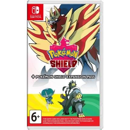 Игра Pokemon Shield+Expansion Pass для Nintendo Switch