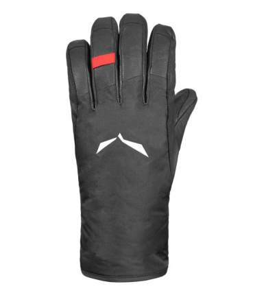 Перчатки Salewa Ortles Powertex, black, L