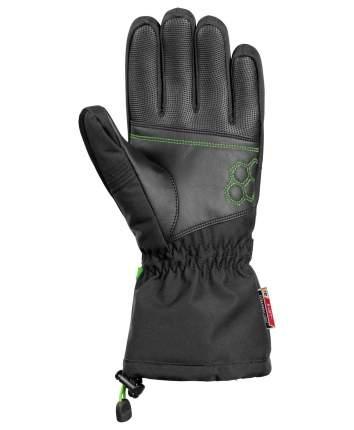 Перчатки Reusch Connor R-Tex® Xt, black/neon green, 10.5 Inch