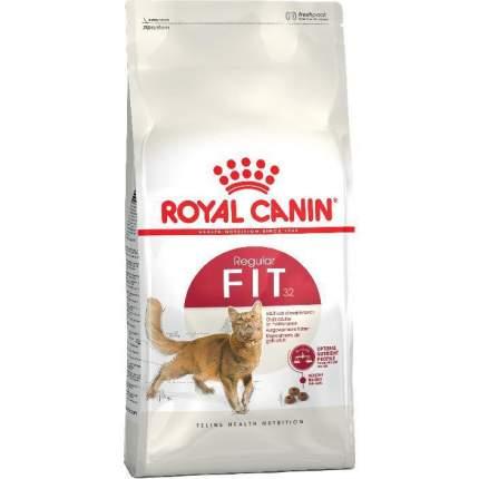 Сухой корм для кошек ROYAL CANIN Fit 32, для поддержания формы, птица, 4кг
