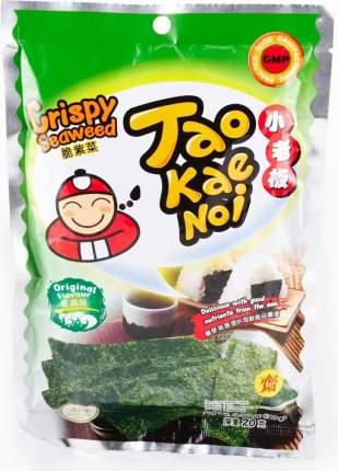 Морская капуста TAO KAE NOI Классический вкус 4 гр Упаковка 3 шт