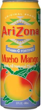 Напиток Arizona Mucho Mango 0,68л Упаковка 24 шт