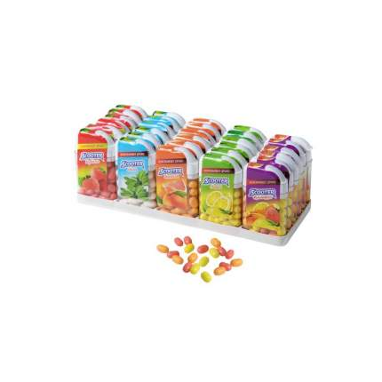 Сахарное драже SCOOTER ассорти 12 грамм Упаковка 30 шт
