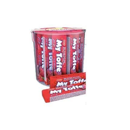 """Жевательные конфеты """"MY TOFFE"""" STRAWBERRY 25 гр Упаковка 40 шт"""