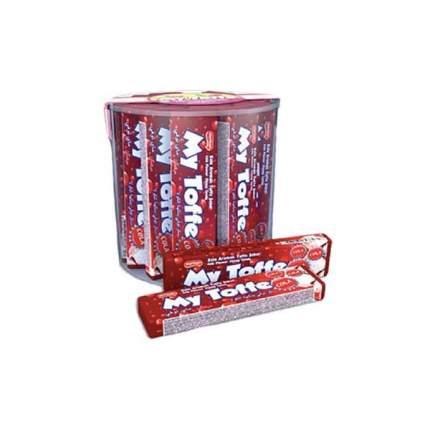 """Жевательные конфеты """"MY TOFFE"""" COLA 25 гр Упаковка 40 шт"""