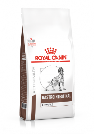Сухой корм для собак ROYAL CANIN Vet Diet Gastro Intestinal Low Fat LF22, птица, 12кг