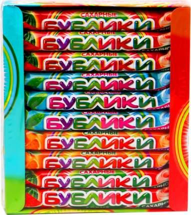 Сахарное драже Сахарные БУБЛИКИ ассорти 25 грамм Упаковка 20 шт