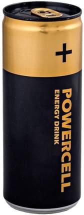 Напиток энергетический Powercell Original 0.25л Упаковка 24 шт