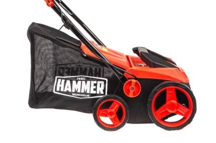 641170 Аэратор/скарификатор Hammer AS2000 2000 Вт, ширина 380 мм, 3500 об/мин