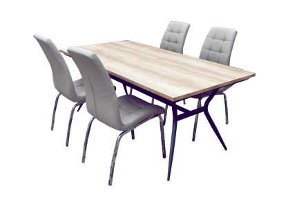 Набор мебели Бергамо бежевый арт.K-171/W-120/1 бежевый, бежевый