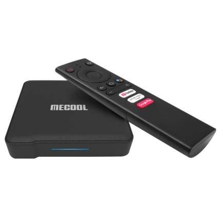 Смарт-приставка Mecool KM1 Deluxe Edition 4/32GB Black
