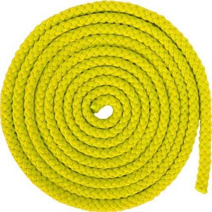 Скакалка гимнастическая AB255 300 см yellow