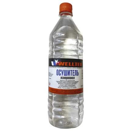 Спирт изопропиловый (осушитель) 1 л ГОСТ 9805-84 WELLTEX 60221