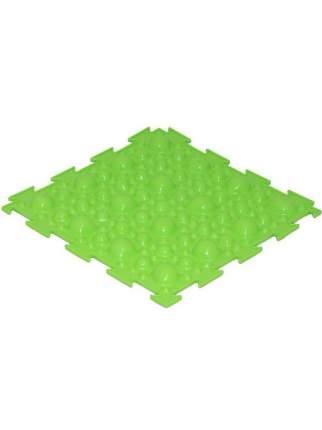 Массажный коврик Ортодон Камни жесткие, салатовый
