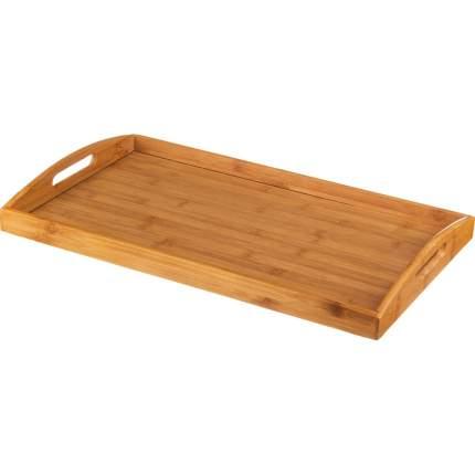 Поднос 50х30х5см бамбук