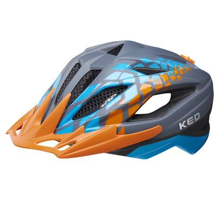 Детский шлем KED Street Junior Pro Grey S