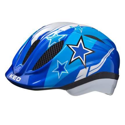 Детский шлем KED Meggy Blue Stars S
