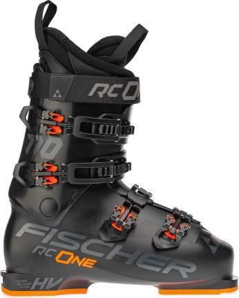 Горнолыжные ботинки Fischer Rc One 110 2021, black/black, 27.5