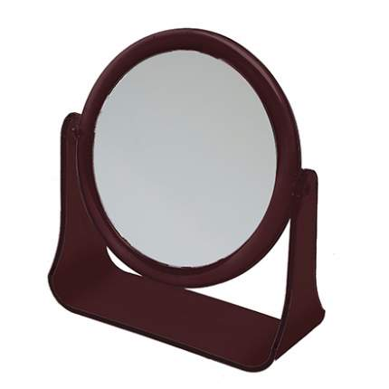 Зеркало Dewal, настольное в янтарной оправе