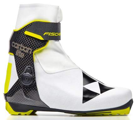 Ботинки для беговых лыж Fischer Carbonlite Skate Ws 2021, white, 38