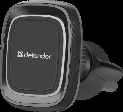 Автомобильный держатель магнитный Defender Car holder CH-129 на вентиляционную решётку