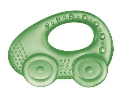 Прорезыватель водный охлаждающий Canpol Автомобиль, цвет: зеленый