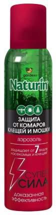 Аэрозоль от комаров, клещей и мошек NATURIN 'Супер Сила 3 в 1' 150 мл